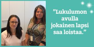 Espoon varhaiskasvatus osti Lukulumon