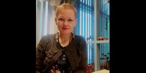 Varhaiskasvatuksen palveluohjaaja Taina Virsula kertoo Lukulumosta