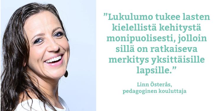 Linn Österås Lukulumosta