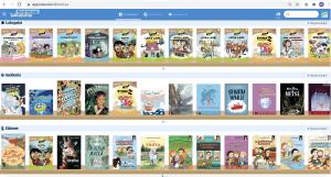 Sadat kirjat odottavat lukijaansa!