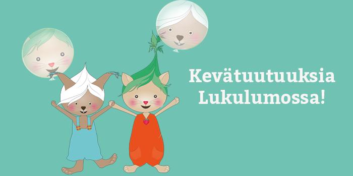 Uusia kieliä ja ominaisuuksia Lukulumossa!