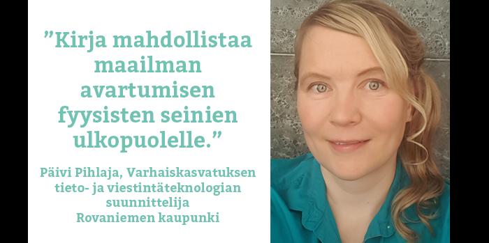 Rovaniemi - Lukulumo-pilotti